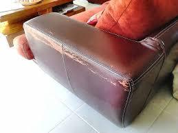 réparation canapé réparation canapé en nubuck sofolk