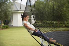 mommy katie how to reduce trampoline injuries in your backyard