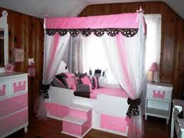 girls bed with canopy the cute canopy beds for girls