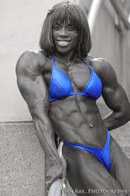 How Much Can You Bench Ifbb Pro Candice Carr Archer Talks With Ratemyarms Com