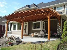 Attached Pergola Plans by 30 Best Pergolas Images On Pinterest Pergolas Patio Ideas And