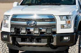 4x4 Led Light Bars by Extang U0027s 2015 Ford F 150 4x4 Lariat Ultimate Work Photo U0026 Image
