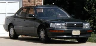 lexus ls400 1990 lexus ls 400 returns home lexus enthusiast