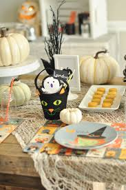 halloween tablecloths a halloween boo kit party