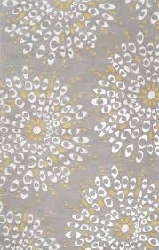 Gray And Yellow Rugs Modern Rug Grey And Yellow Home Sweet Home Pinterest Modern