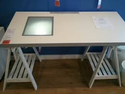Drafting Table With Light Box Ikea Drafting Table Desk Ikea Drafting Table Wide Desk