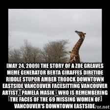 Drunk Giraffe Meme - go home jim you re drunk trust fall giraffes meme generator