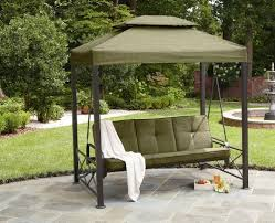 replacement cushions for patio swings and canopy home design ideas