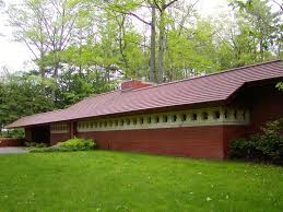 Frank Lloyd Wright Style Are There Frank Lloyd Wright Homes In New Hampshire