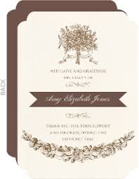 funeral thank you notes funeral thank you cards thank you cards for funeral