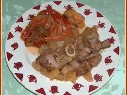 cuisiner jarret de veau tranche jarret de veau herbes de provence et vin blanc recette ptitchef