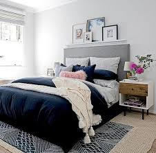 Navy Blue And Gray Bedding Best 25 Blue And Grey Bedding Ideas On Pinterest Master Bedroom