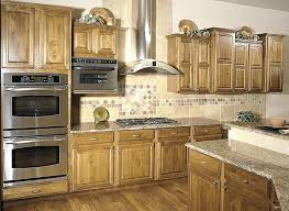 wood kitchen cabinets Solid Wood Kitchen Cabinet