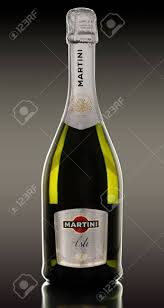 martini bottle bottle of martini asti docg stock photo picture and royalty free