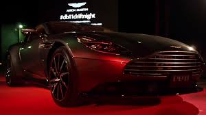 aston martin officially launched in aston martin db11 videos motor1 com