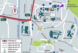 Notre Dame Campus Map Bioencapsulation Research Group