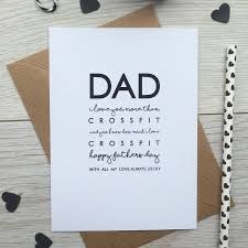 fathers day cards personalised i you more than fathers day card by rocks design