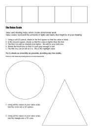 art vocabulary worksheets art value worksheets teaching art