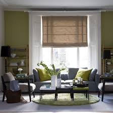 Grey And Yellow Living Room Love The Green Wall With Grey Couch And White Accessories For