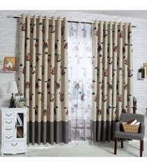 Nautical Window Curtains Cute Nautical Linen And Cotton Kids Curtains And Window Treatments