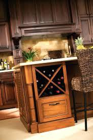 wine rack kitchen island kitchen wine rack cabinet progood