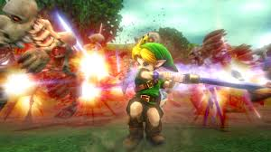 10 tokyo warriors majora u0027s mask dlc to add tingle and young link to hyrule warriors