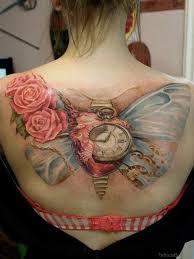 clock tattoo on hand 50 top class clock tattoos for back
