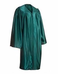 green cap and gown shiny kindergarten emerald green cap gown tassel capngown direct