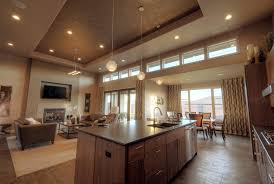 country kitchen house plans simple open floor plan homes open concept house plans team r4v