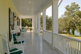 front porch furniture porch traditional with rocking chairs white