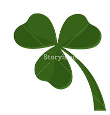 3d shamrock shape design royalty free stock image storyblocks