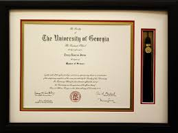 framing diplomas the of diploma framed with tassel designed and