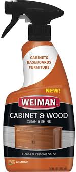 how to clean cherry wood cabinets weiman wood cleaner and furniture spray 16 fluid ounce