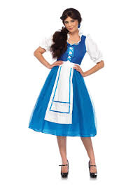 disney costume halloween beauty and the beast village women costume beauty and the beast