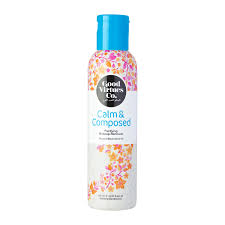 good virtues co calm and composed purifying makeup remover 150ml