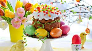 easter cake 50323 easter festival