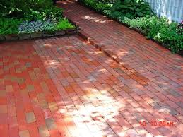 patio ideas brick patio outdoor brick and stone patio images