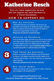 4 ways to support me or any small business imaginations