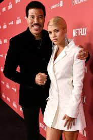 lionel richie home lionel richie and daughter sofia richie make first red carpet