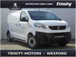 peugeot used car finance 2018 peugeot expert used car wexford trinity group