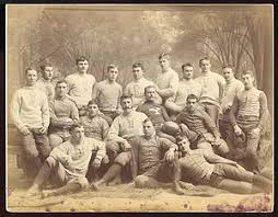 1886 yale bulldogs football team