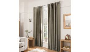 Asda Nursery Curtains Natural Blackout Curtains Curtains U0026 Blinds George At Asda