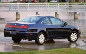 used 2001 honda accord coupe pricing for sale edmunds