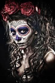 Sugar Skull Halloween Makeup Happy Halloween Day 10 Sugar Skull Halloween Makeup Ideas