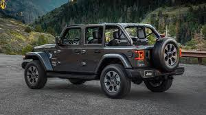 first jeep wrangler 2018 jeep wrangler first drive evolving legend
