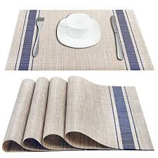 large plastic table mats top 21 place mats top 10 home products