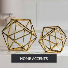metal home decorating accents home décor products amazon com