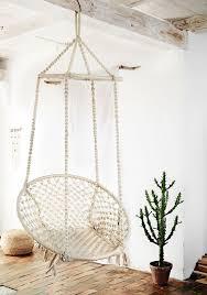 chaise suspendu fauteuil de jardin suspendu balancelle fauteuil suspendu blanc