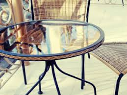 patio replacement glass for tables outdoor wicker furniture u0026 rattans