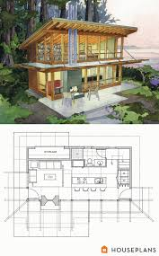 vacation cottage plans modern vacation homes dwell compact prefab exterior images with